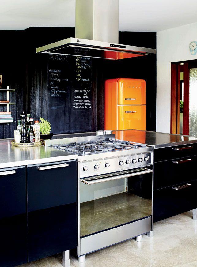 Køkken: Havestue blev til tjekket køkken - Boligliv