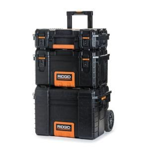 RIDGID, 22 in. Pro Gear Cart, Black, 222573 at The Home Depot - Mobile