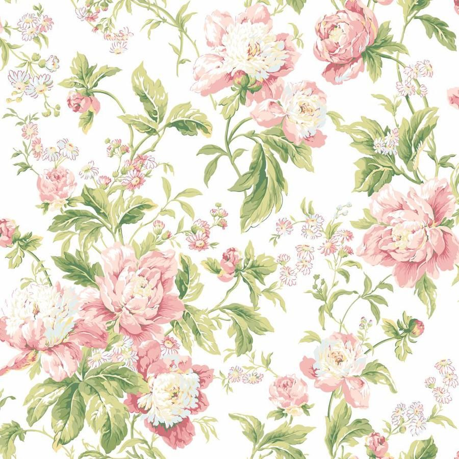 shop york wallcoverings cream dusty rose and pale pink