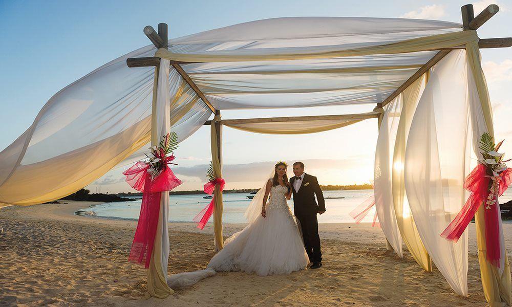 Beachcomber Mauritius Beach Weddings