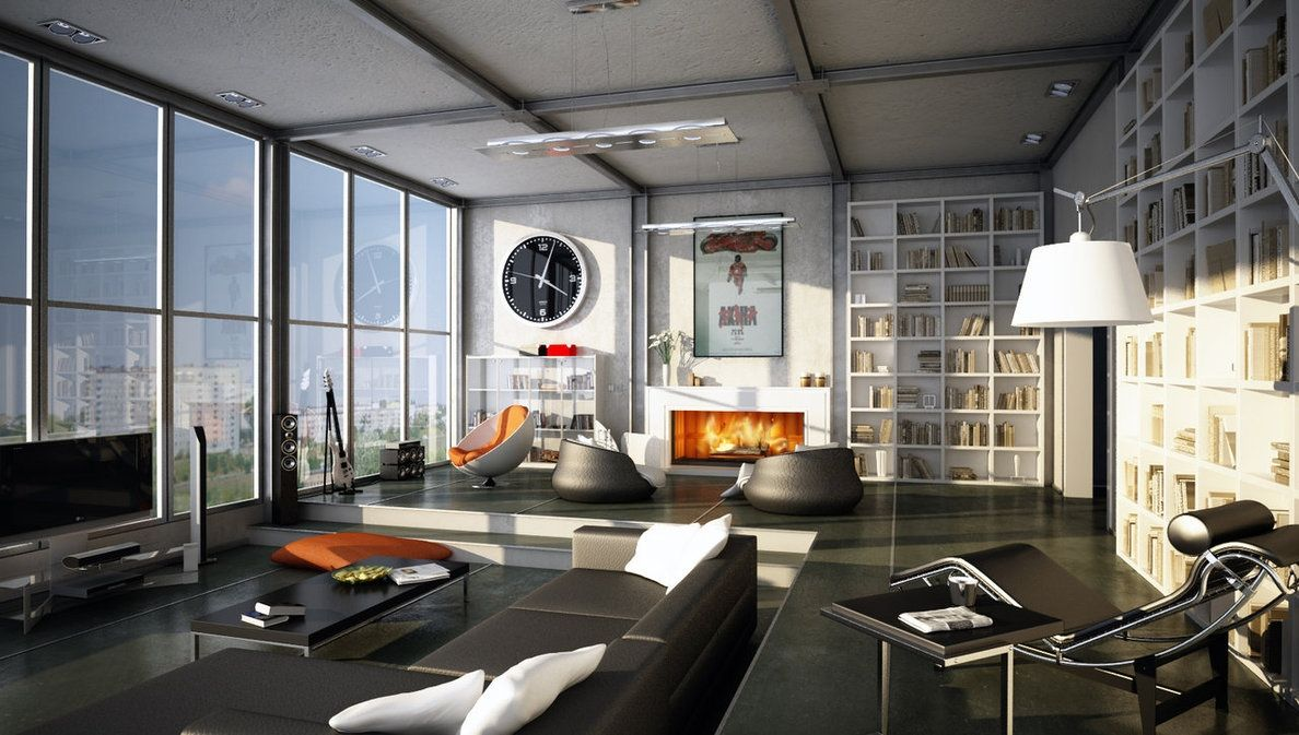 Masculine Interior Design   Masculine Interiors For The Sophisticated  Modern Man