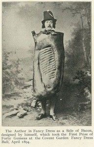 Side Of Bacon - April 1894