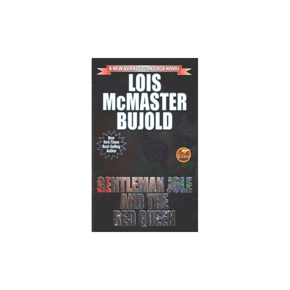 Gentleman Jole and the Red Queen - Reprint (Vorkosigan Saga) by Lois  McMaster Bujold