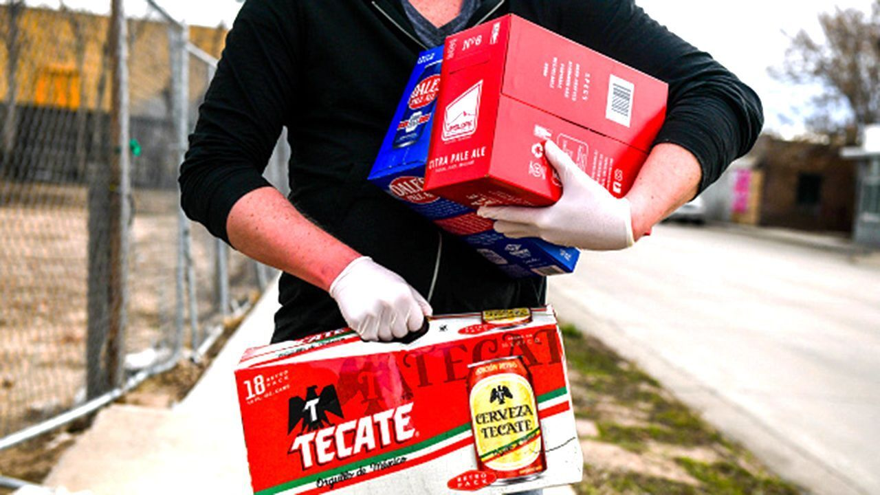 Dwindling Supplies Of Carbon Dioxide From Ethanol Plants Is Sparking Concern About Shortages Of Beer Soda And Seltzer Water Essentia In 2020 Beer Fizz Wine And Beer