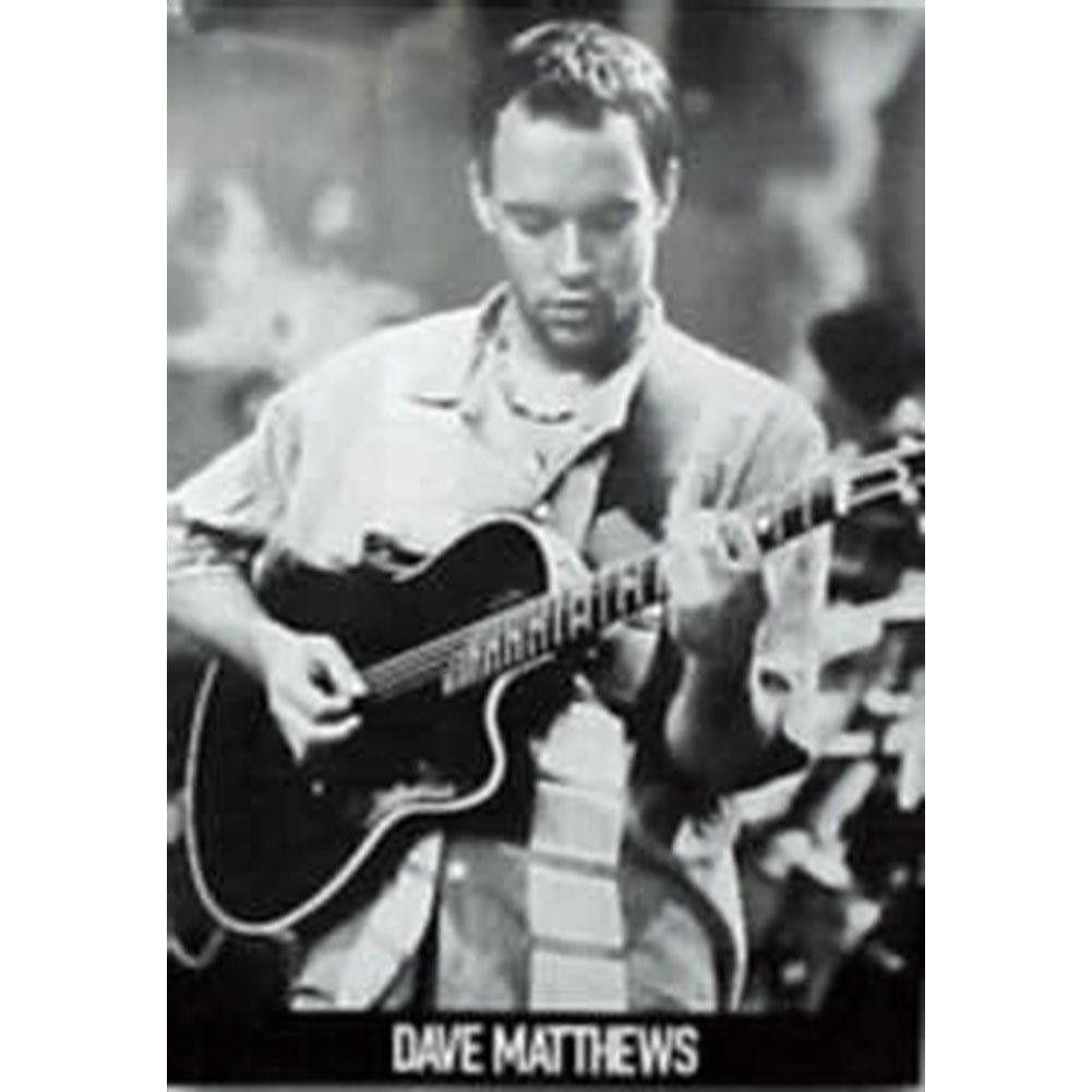 Jack White Guitar Poster 24x36