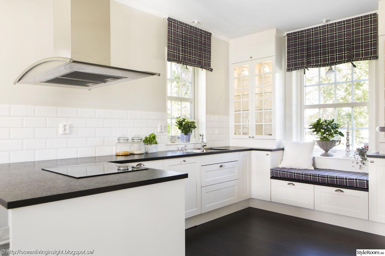 New England husbygge - Hemma hos cafyr på StyleRoom.se
