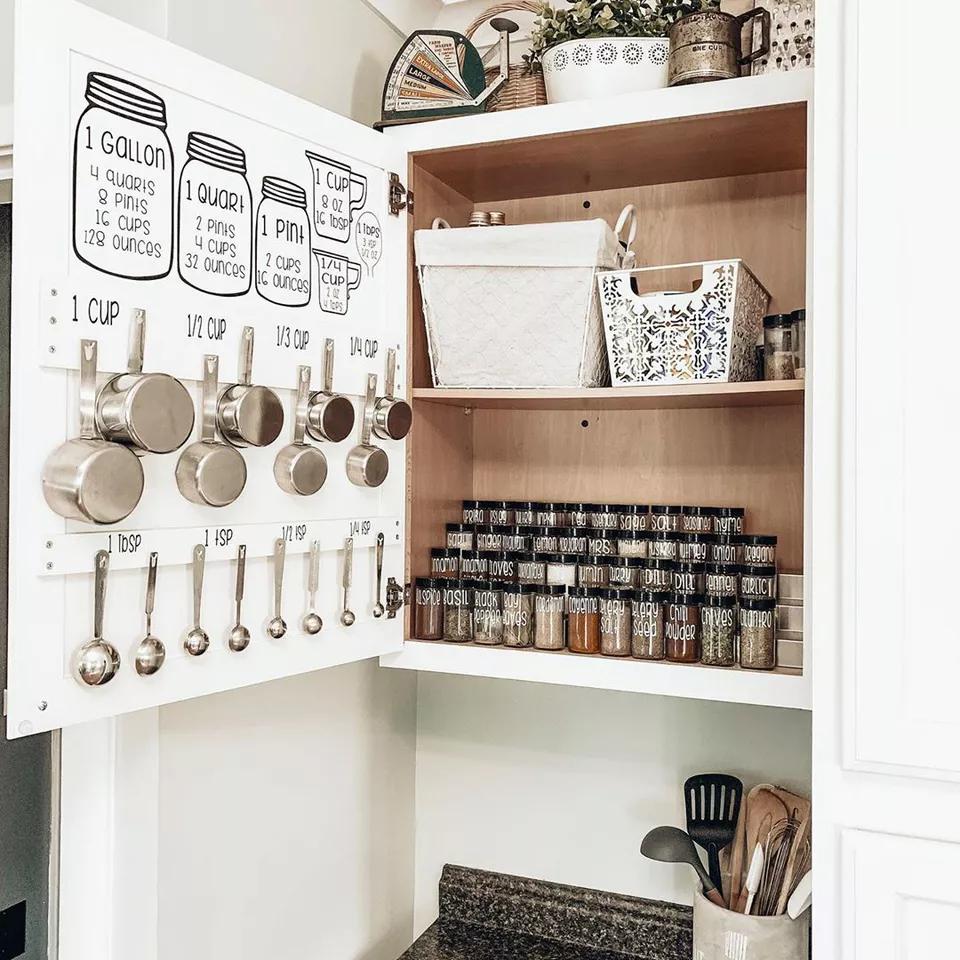 29 Creative Kitchen Organizing Ideas