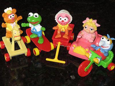 Details about Vintage 1986 Muppet Babies McDonald's Happy