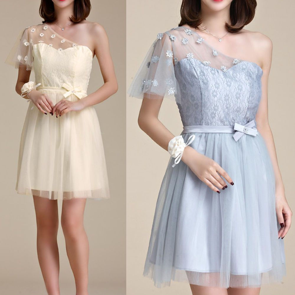 Women Ladies Wedding Evening Cocktail Formal Dress AU Size 10 12 14 16 18 #2789