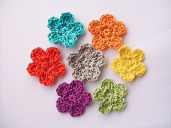 Flower Girl Cottage Free Crochet Flower Pattern The Perfect Posey