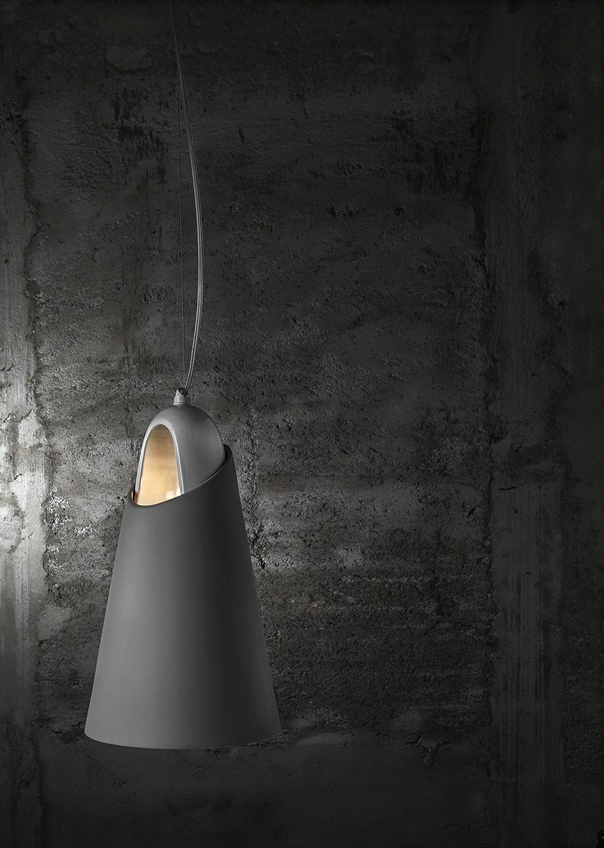 AFRICA - Suspension - Natural Clay and Ceramic - Design Lamp By ILIDE