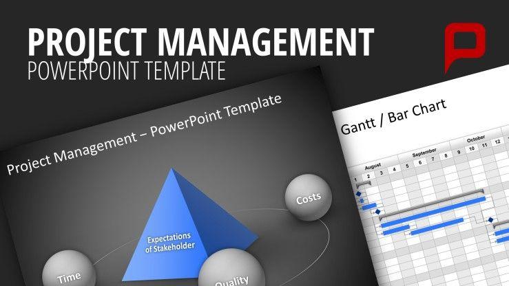 Projekt Management PowerPoint Vorlagen Business Analyse PowerPoint ...