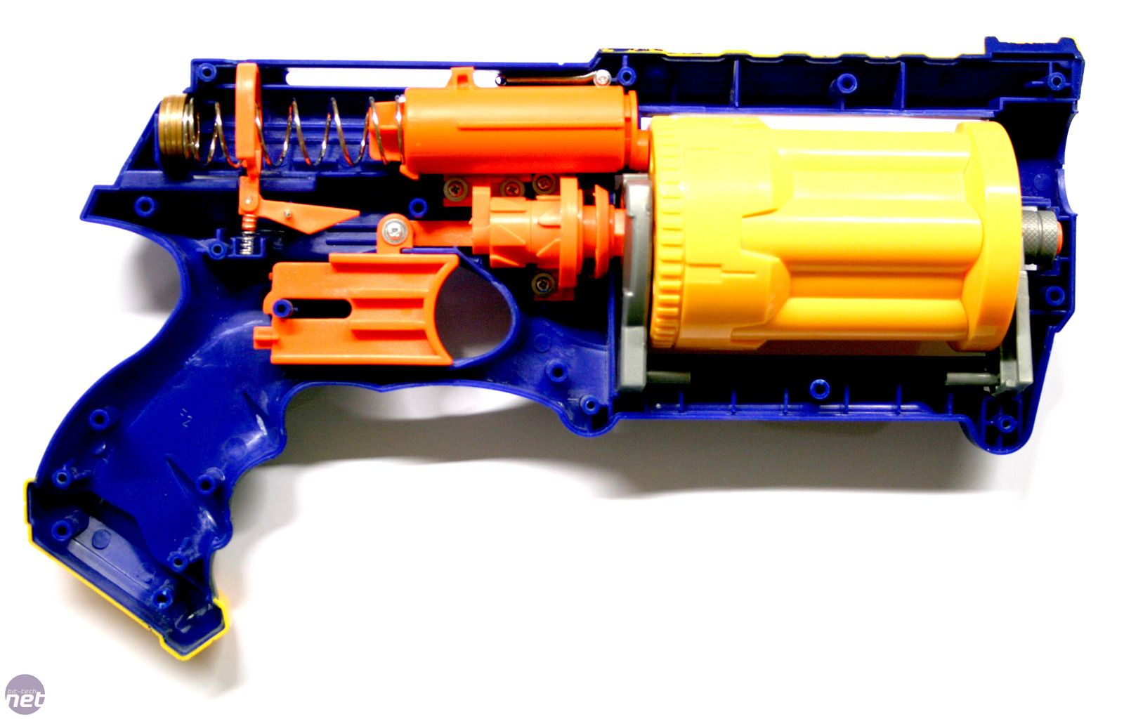 Nerf Gun Modding How To Mod A Nerf Maverick