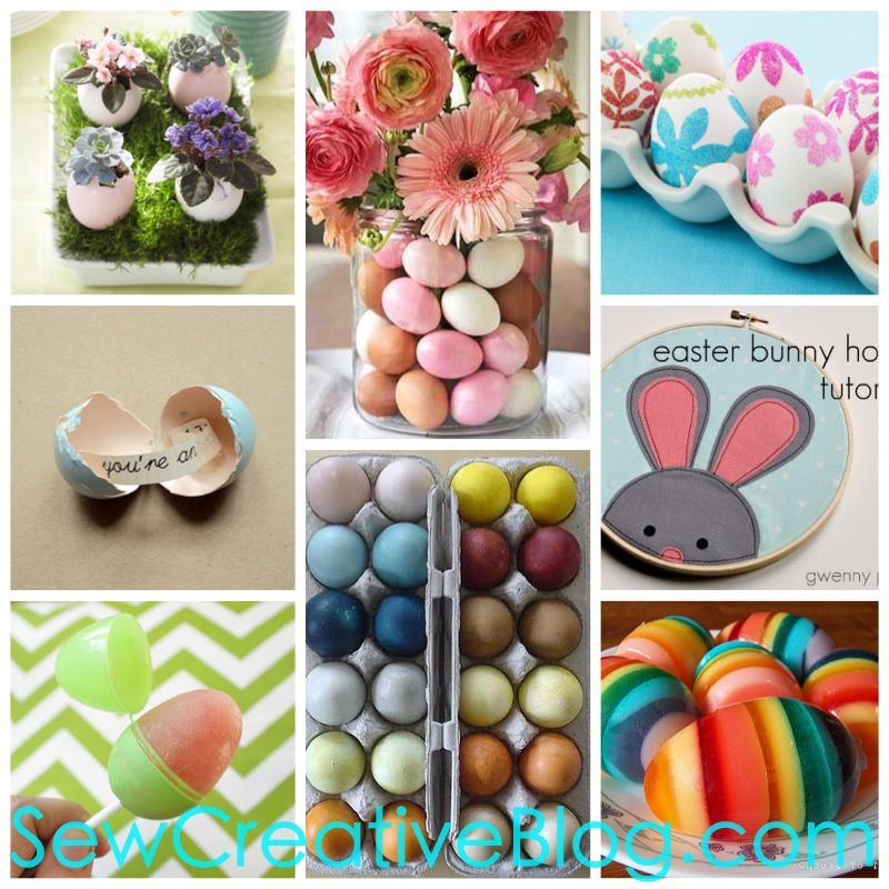 Easter project inspiration from sew creative blog holiday easter project inspiration from sew creative blog negle Choice Image