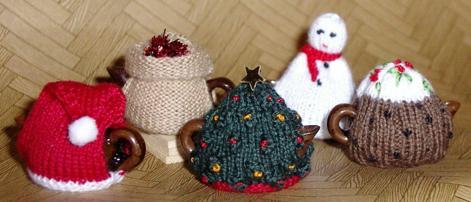 Free Knitting Pattern - Tea Cosy | Knitted tea cosies, Tea ...