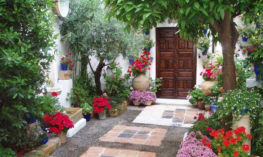 Cómo decorar patios andaluces Garten und outdoor Patio