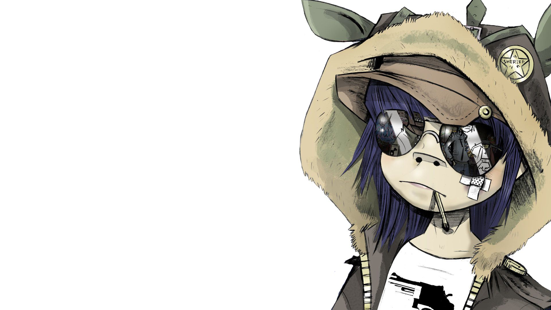 Gorillaz Hd Wallpaper 1920x1080 Id57992 Gorillaz