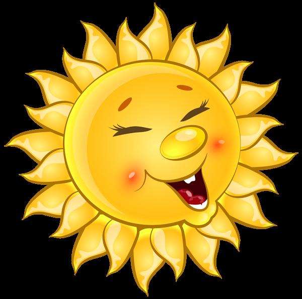 Transparent Cute Sun Cartoon Png Clipart Picture Cute Sun Clip Art Cartoons Png