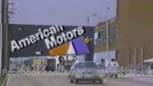 Watch Long Lost Factory Tour Footage Of American Motors Doomed