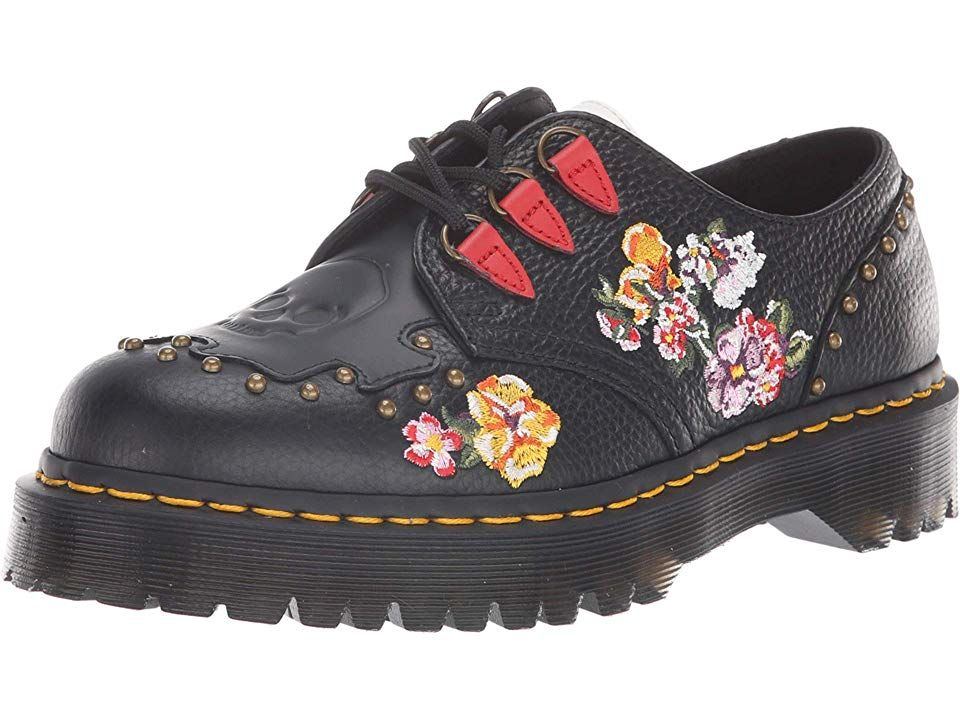 9a1980cbcf3 Dr. Martens Serova Core Bex Women s Shoes Black Aunt Sally White Smooth Burnt  Red Smooth Black Smooth