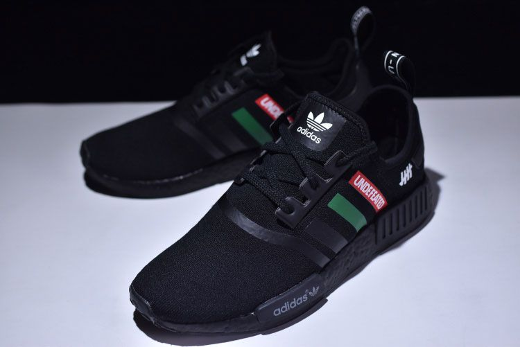 ec9ed1b5188 ... cheapest undefeated and adidas joint classic nmd r1 runner the use of  knitted uppers soles with