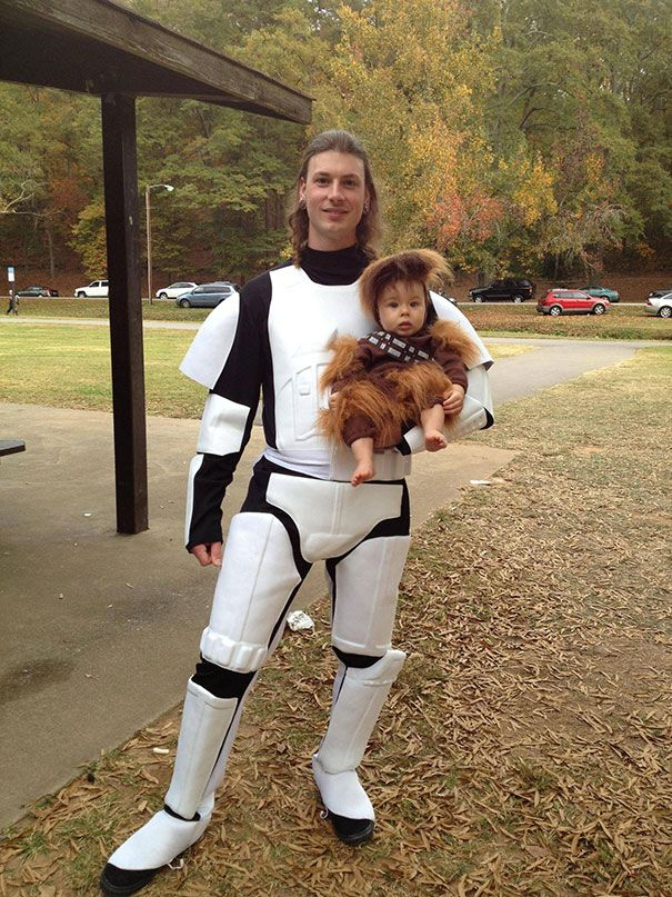 my son and i on his first halloween - Baby First Halloween