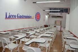 liceo gastronómico - aulas