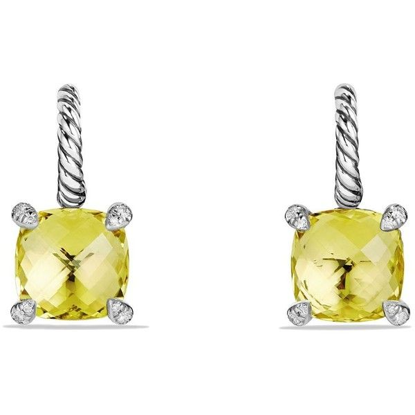 jewelry gallery earrings lemon single wire sandy luminous citrine leong lyst