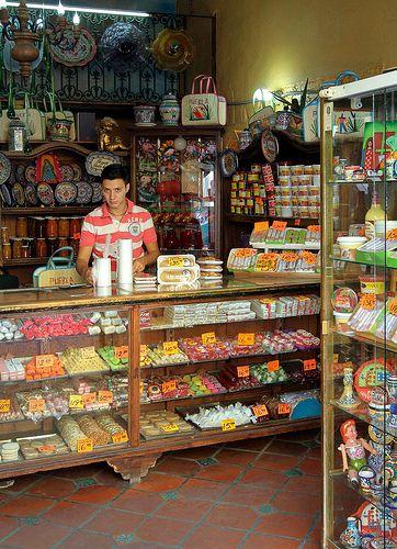Dulceria Candy Shop Puebla Mexico Tiendas De Golosinas