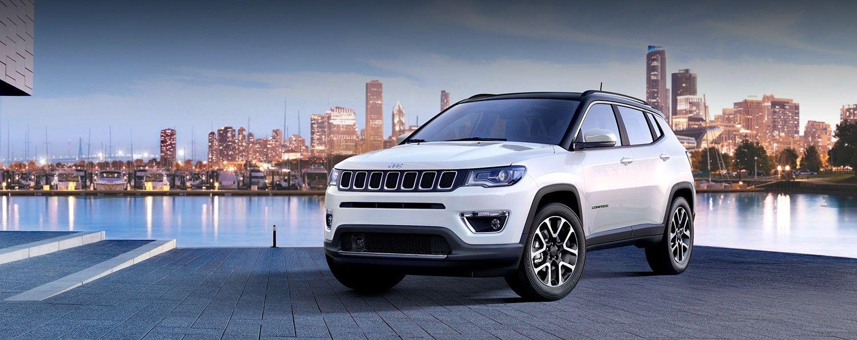 Nuova Jeep® COMPASS Tienimi informato Scopri le novità