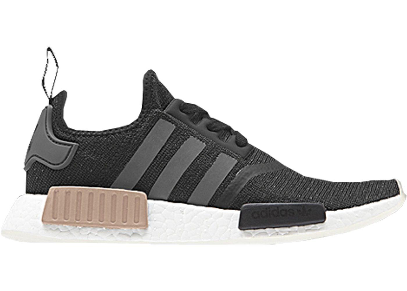 adidas NMD R1 Black Carbon (W) | Adidas nmd r1, Adidas