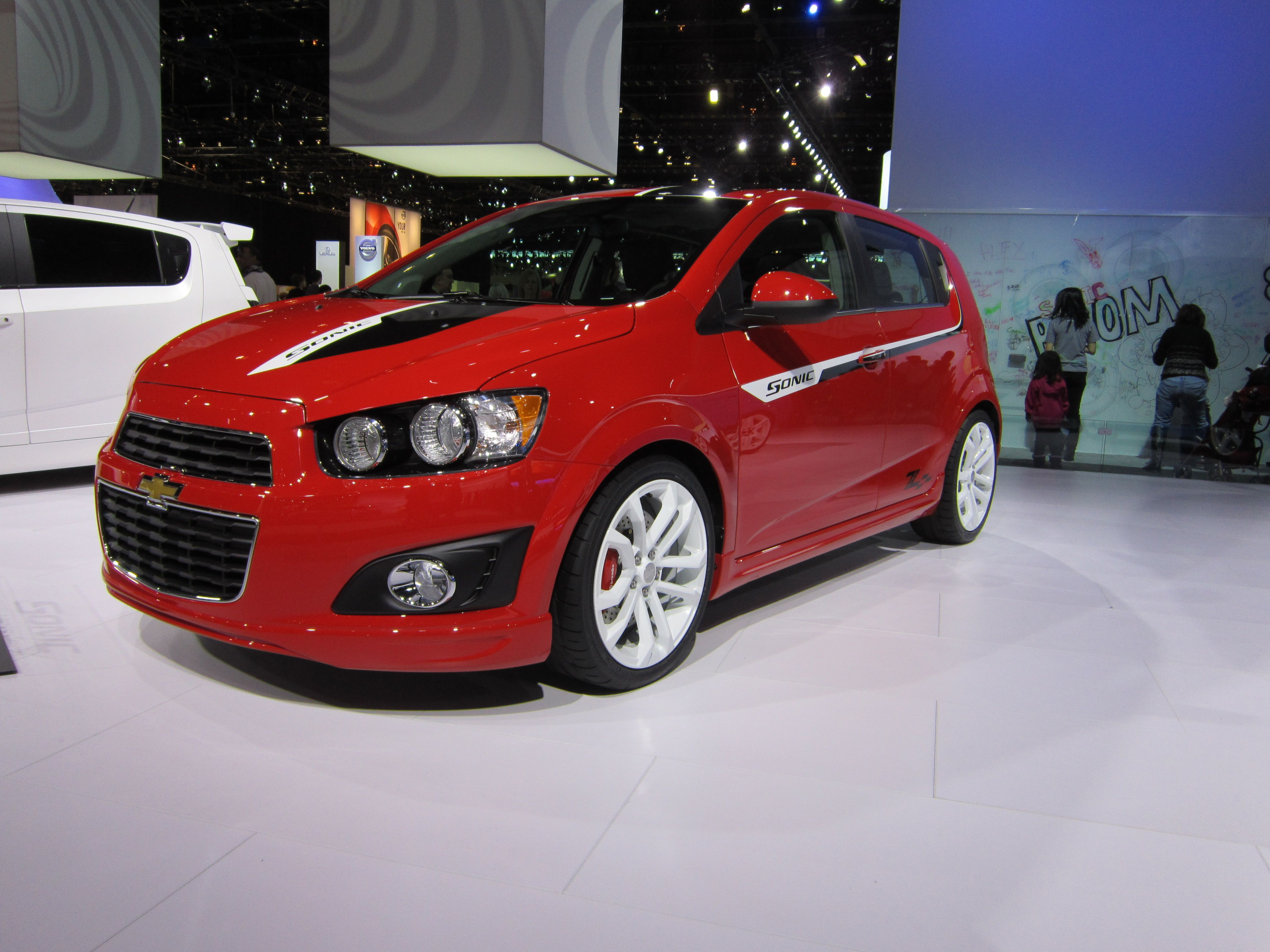 Chevy Sonic | Chevy Sonic Love | Pinterest | Chevy, Cars and Dream ...