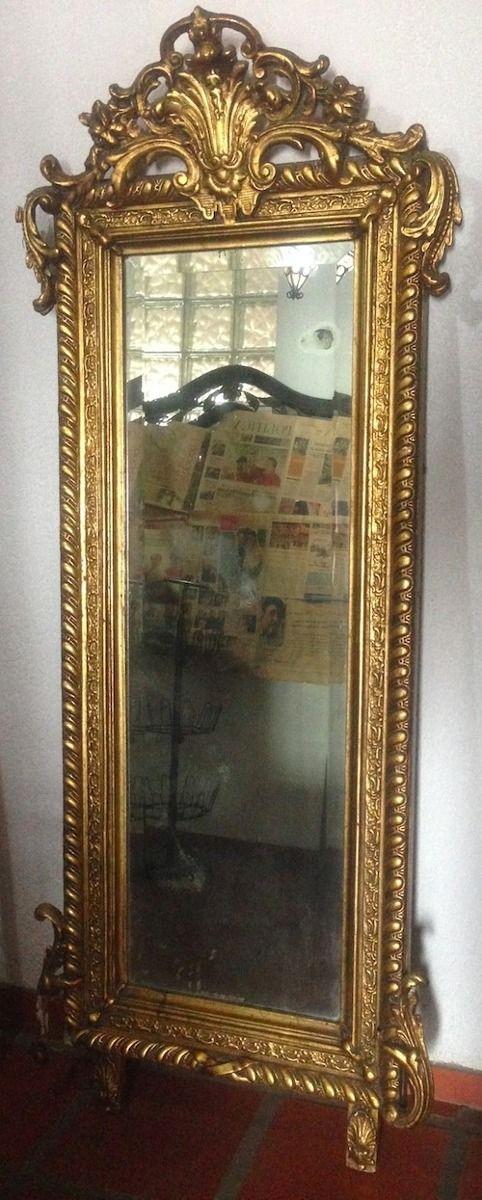 Como transformar un espejo viejo buscar con google - Espejos antiguos de pared ...