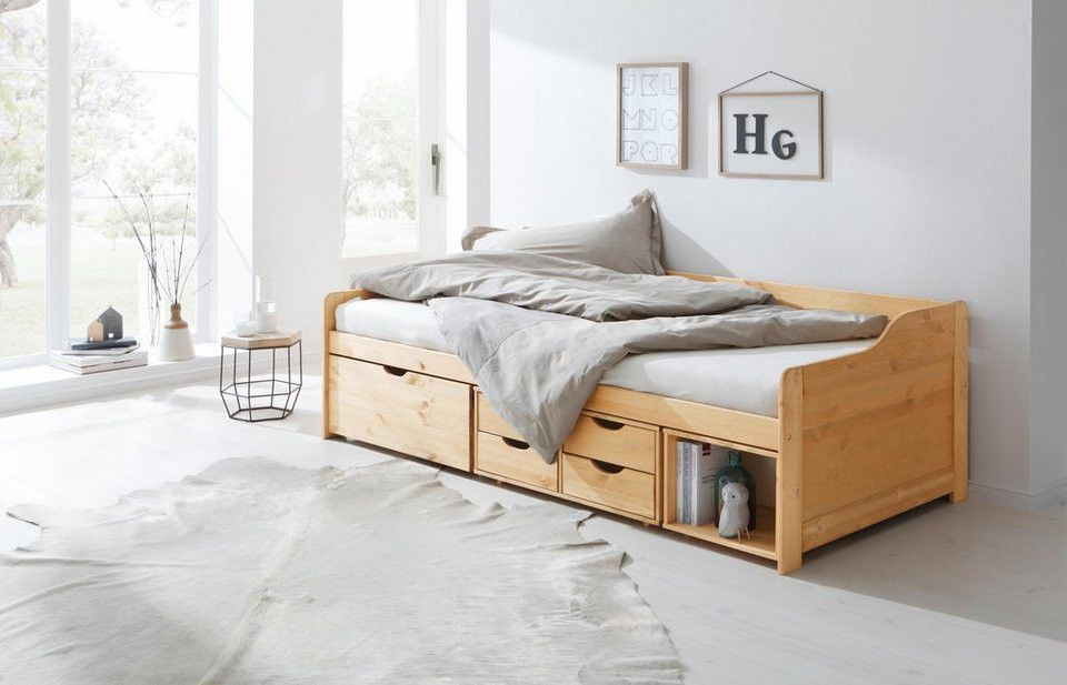 Bett Mit Schubladen 140×200 Best Of Home Affaire Stauraum