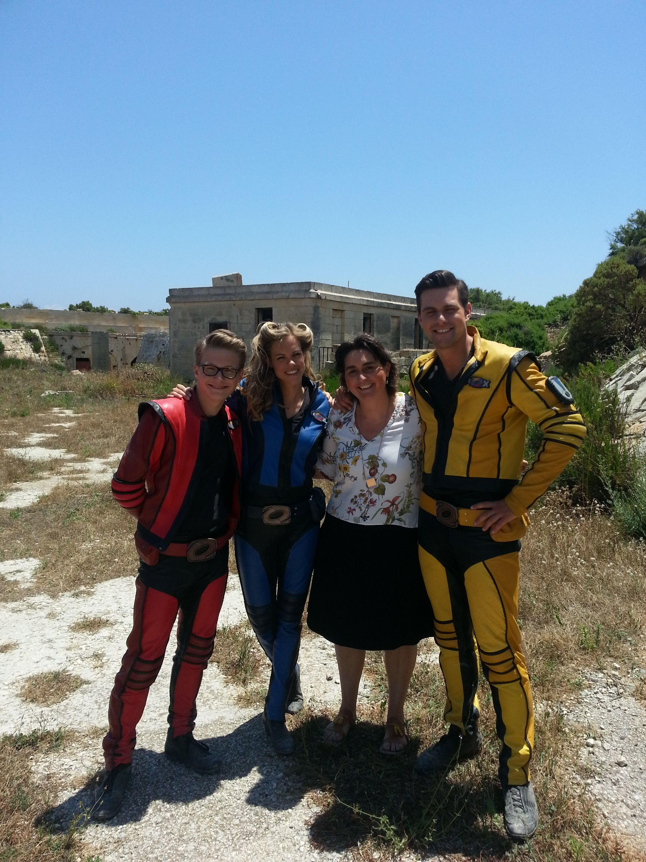 Mega Mindy Rox Filmopnames In Malta