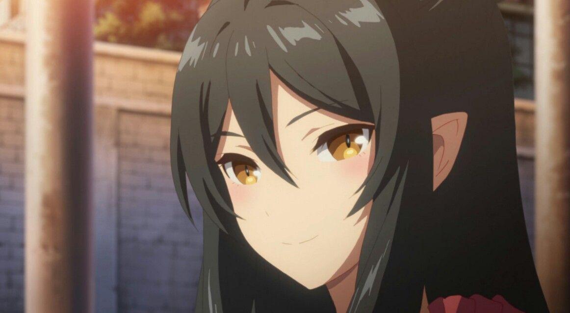Ideia Por Velvet Em Blugirl Menina Anime Anime Estranho