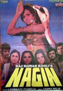 Nagin (1976) Free MP3 Songs Download,MP3 Songs of Nagin