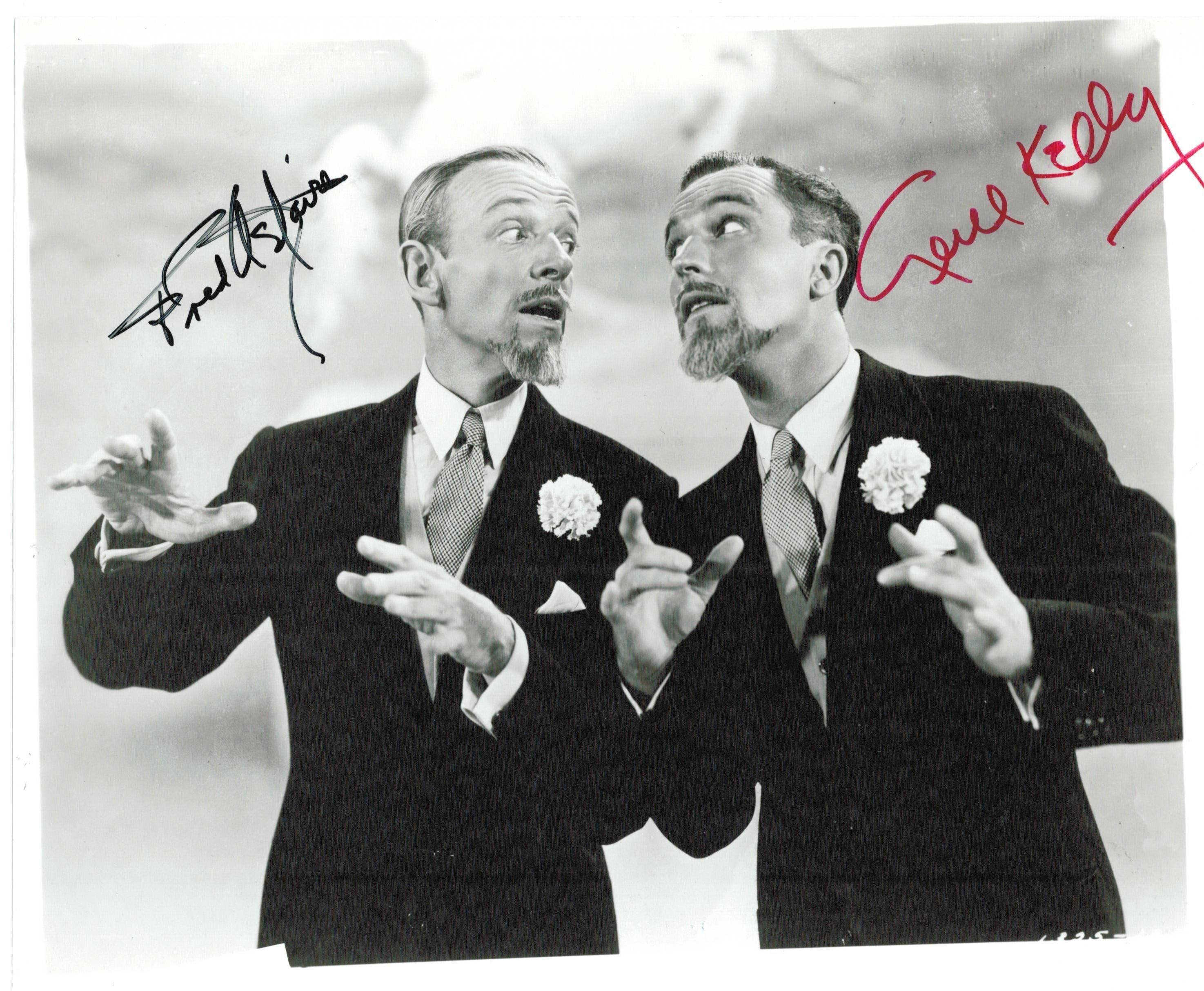 """""""If Fred Astaire is the Cary Grant of dance, I'm the Marlon Brando.""""  ~ Gene Kelly"""