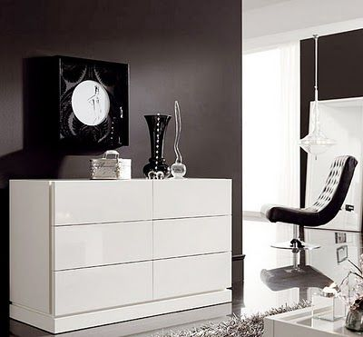 C moda para habitaci n decoraci n pinterest bedrooms master bedroom and buffet - Comoda habitacion ...