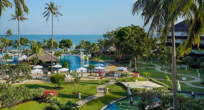 "Harga Kamar Hotel Kartika Plaza Beach ""Hotel Bintang 5"