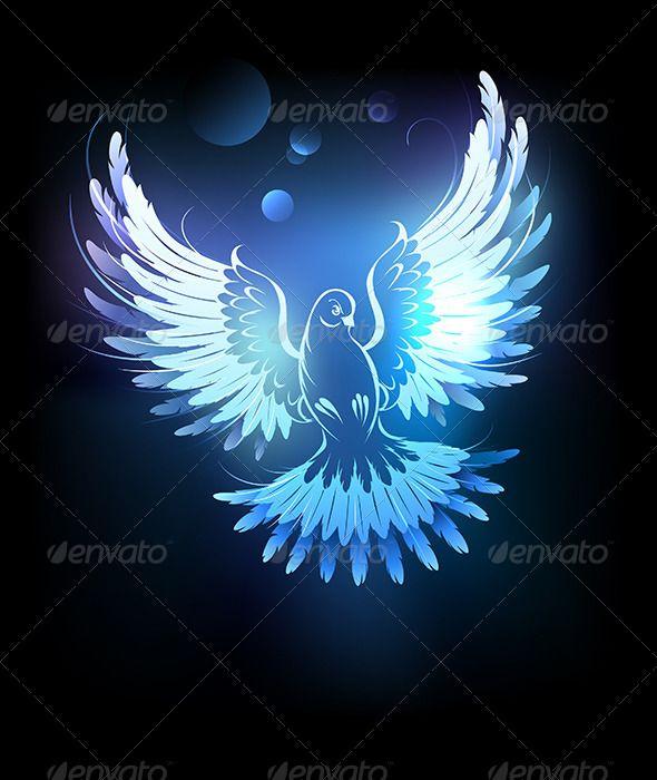 42++ Blue dove info