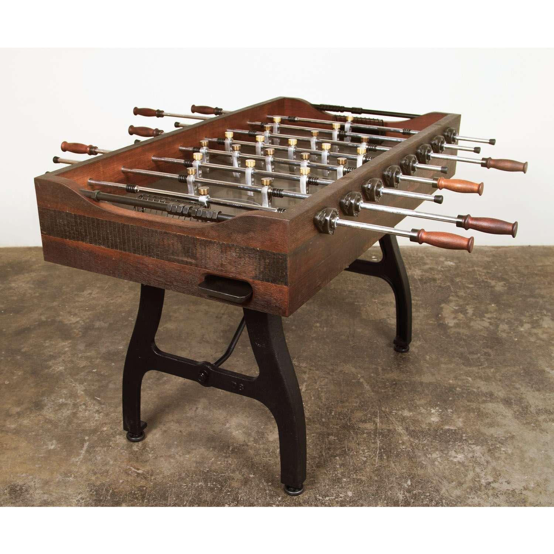 Foosball Bar Table Outdoor Foosball Table Table Games
