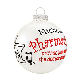 this might have to go on my tree this year - Pharmacy Christmas Ornaments
