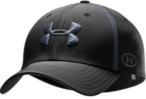39caf25ea Men's UA Catalyst Training Stretch Fit Cap Headwear by Under Armour ...