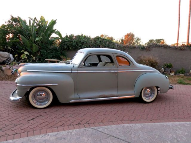 1947 plymouth special deluxe business coupe survivor low miles orig flat 4 wiring diagram 1947 plymouth special deluxe business coupe survivor low miles orig paint rare