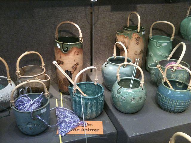 Yarn bowls by tactiletravel