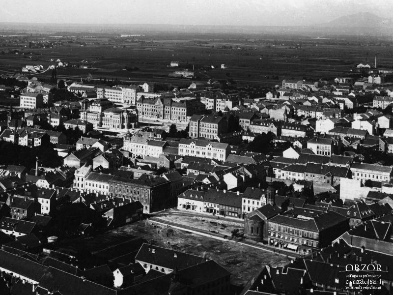 Preradovicev Trg 1897 Lokacija Donji Grad Centar
