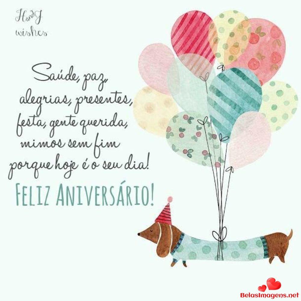 Feliz Aniversario Imagens Facebook Whatsapp Lindas Belas