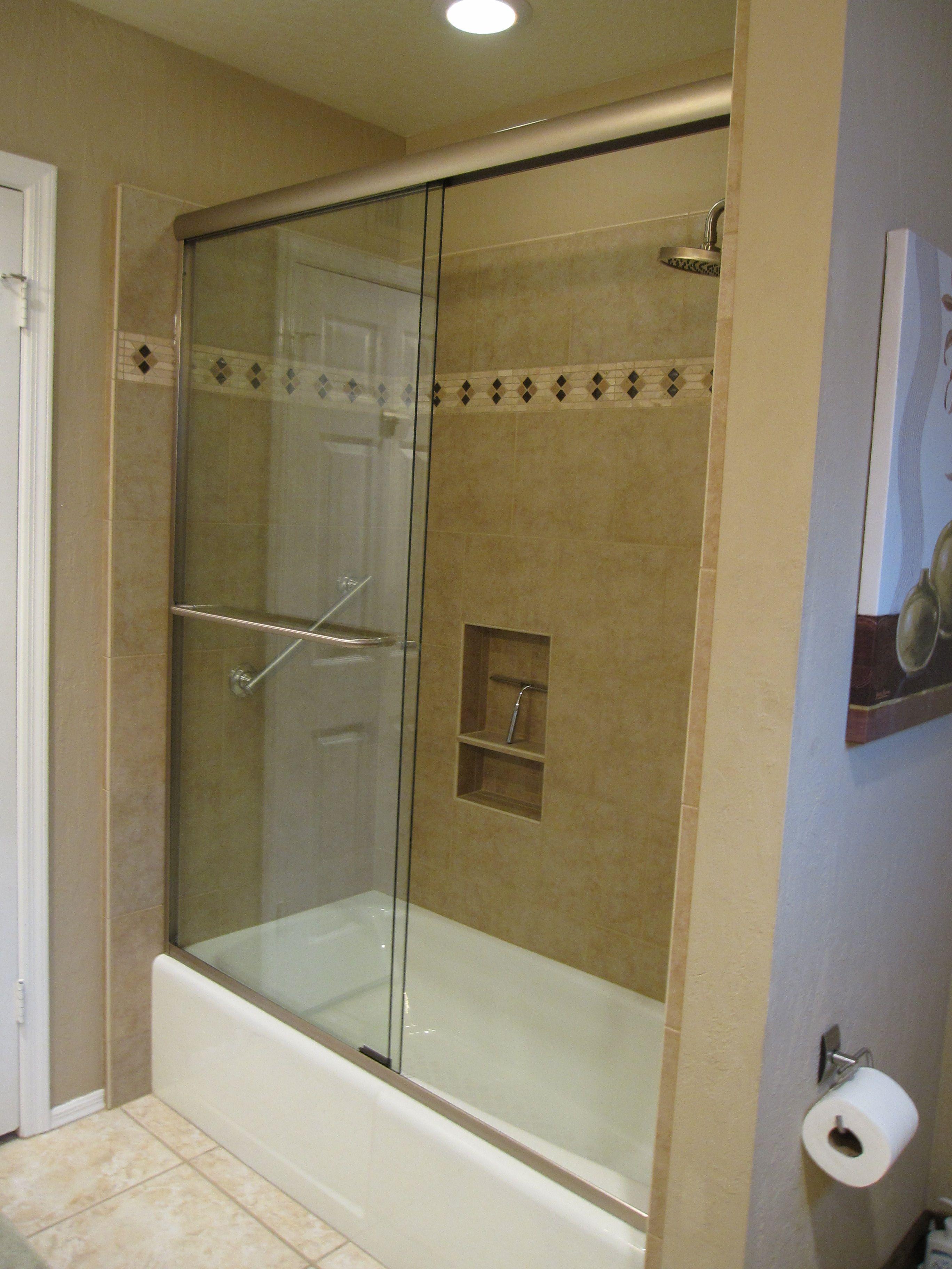 Hall Bath Tub Surround With Sliding Shower Enclosure Tub Surround Shower Enclosure Tub