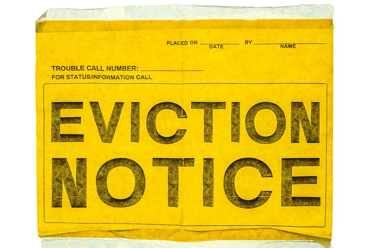 Don't Lose Your Home. Fight Eviction With These 4